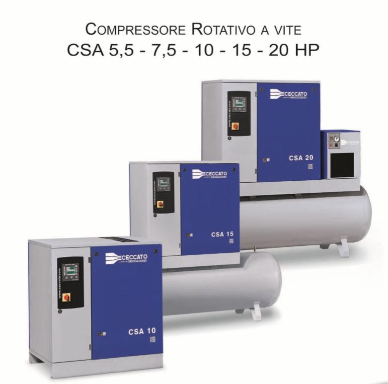 Compressori rotativi RIZZO AIRCOMP a Parabita, LE