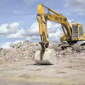digger-and-dumper-hire-leicester-m-j-beskeen-demolition-digger-site