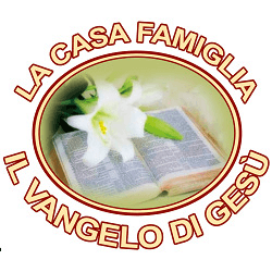LA CASA FAMIGLIA IL VANGELO DI GESU' - LOGO