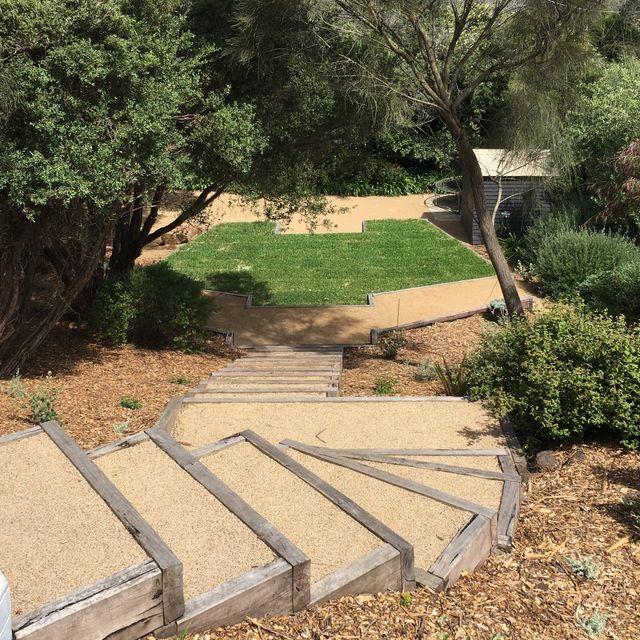 garden steps by webber landscapes