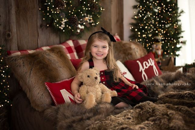RUSTIC HOLIDAYS! | PEARLAND HOUSTON TEXAS CHILD PHOTOGRAPHER