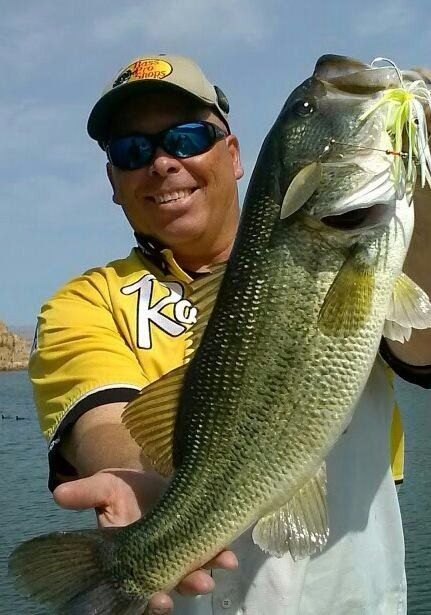 Lake mead fishing guide kevin durham fishfinders guide service for Lake mead fishing guides
