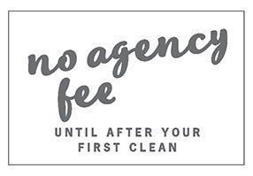 no agency fee
