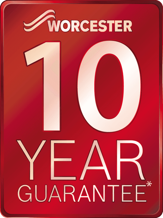 WORCESTER 10 YEAR GUARANTEE