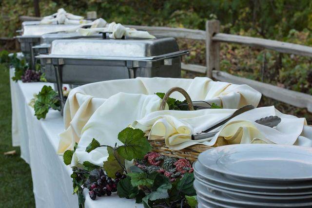 wedding caterer italian