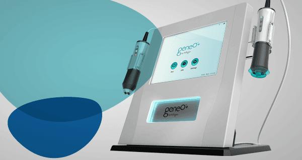 apparecchio per trattamento OxyGeneo
