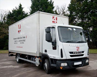 A IVECO/DAF (Diesel) Available for Hire