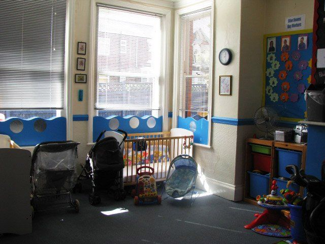 day care recreation area