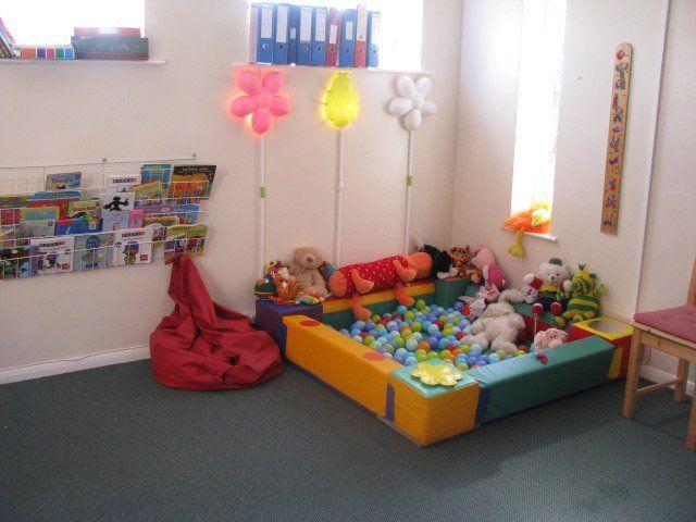 activities room for kids