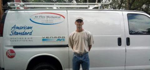 Air conditioning installation and repair service St. Croix Falls, WI