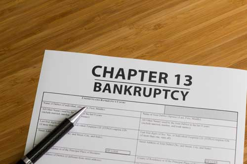 Chapter 13 Bankruptcy Attorney Hope Mills, NC