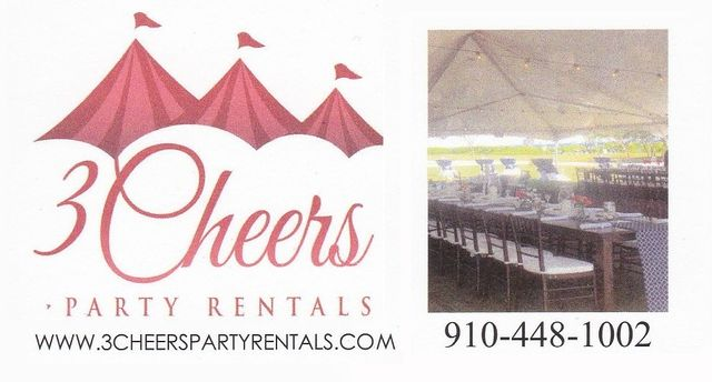 Wedding vendors 3 cheers party rentals junglespirit Choice Image