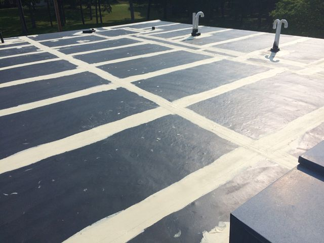 Commercial Roofing Company Martinsville, VA