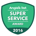 Angie's List Super Service Award | AirCon Service Company Houston