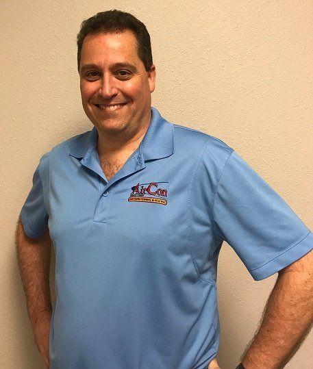 Jim | Comfort Advisor, AirCon Service Company