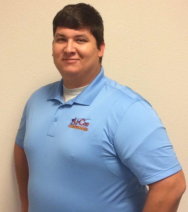 Logan | HVAC Technician, AirCon Service Company