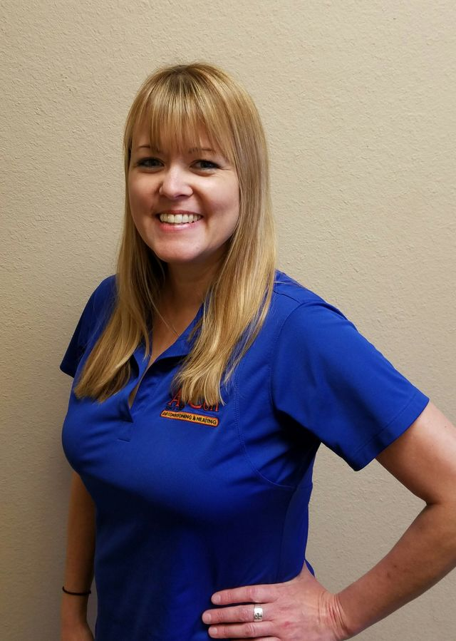 Melissa | Comfort Advisor, AirCon Service Company