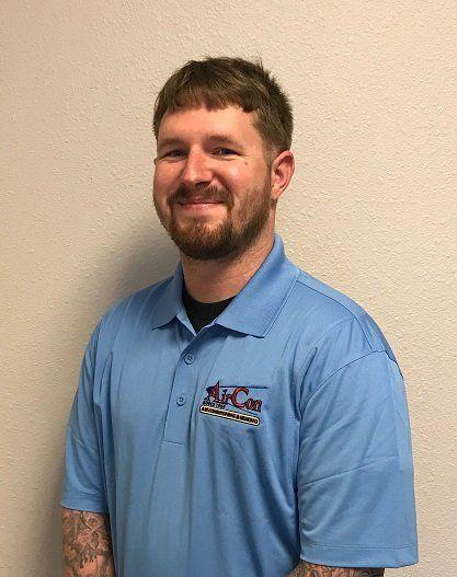 Ryan | HVAC Technician, AirCon Service Company