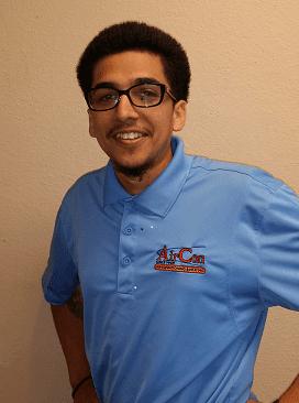 Steven | HVAC Technician, AirCon Service Company