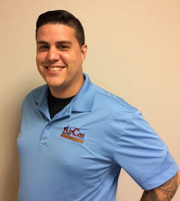 Matt G. | Dispatcher, AirCon Service Company