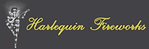 Harlequin Fireworks logo
