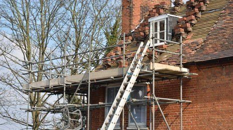 Scaffolding services | Chiswick Scaffolding