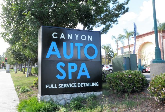 Canyon auto spa 100 hand car wash and interior car wash in services solutioingenieria Choice Image