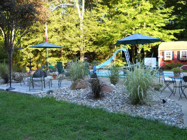 Custom Landscape Design West Haven Ct E D Landscaping Llc