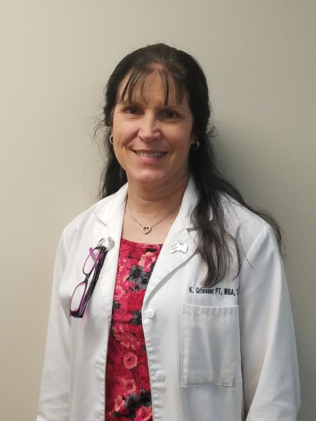 Katherine J. Griesser PT, MBA DPT - Cape Fear Family Medical Care - Fayetteville, NC