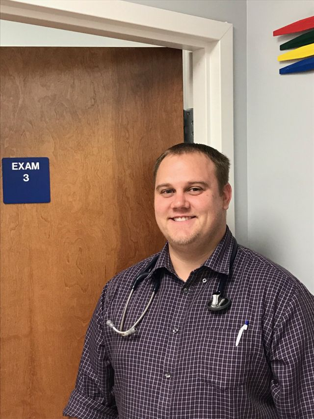 Justin Adams, PA-C - Cape Fear Family Medical Care - Fayetteville, NC