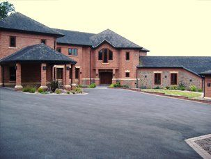 Leicestershire's paving and driveway experts