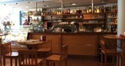 Interno del bar Campiello dove  lavoriamo sempre in modo da favorire i nostri clienti