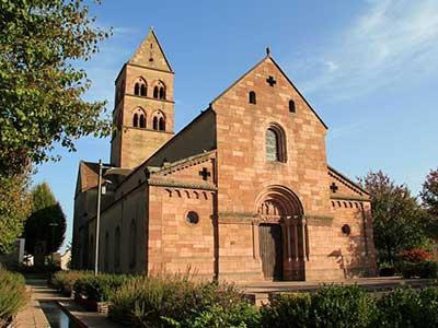 Antiga chiesa