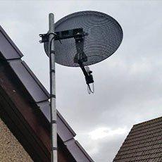 satellite repairs