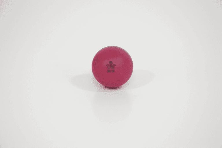 Palla getto di gomma