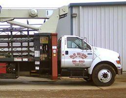 Welder truck in Archdale, NC