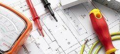 riparazione quadri di controllo, direzione lavori, impianti elettrici industriali alta tensione
