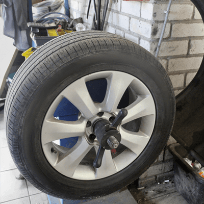 Tyres with great grip