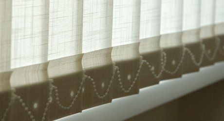 Mad-to-measure blinds