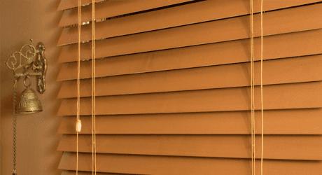 Custom-made blinds