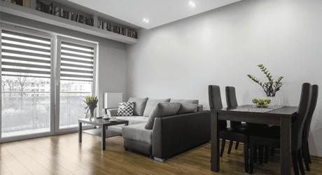 Blinds for living room