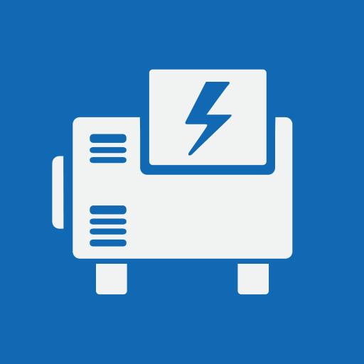 Generator services icon