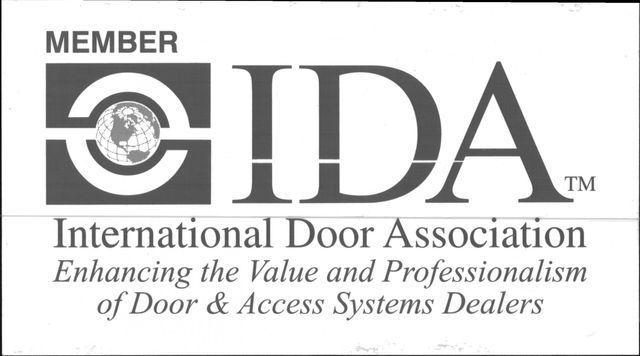 I D A logo