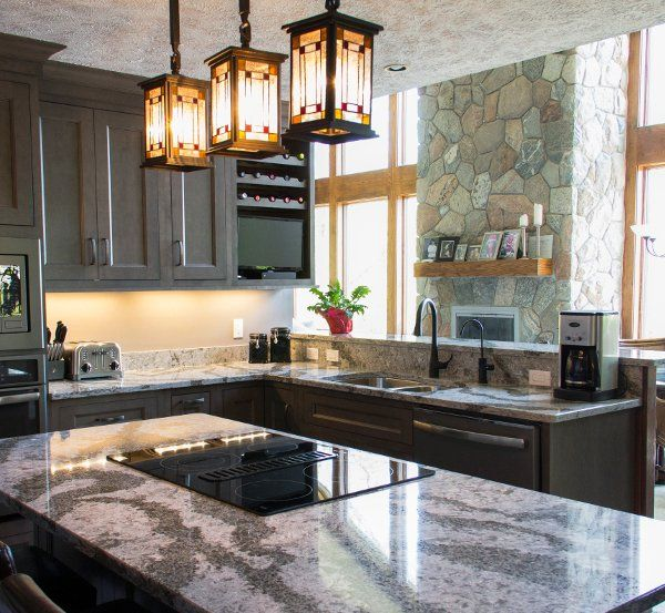 Kitchen Design U2014 Granite Countertop In Traverse City, MI