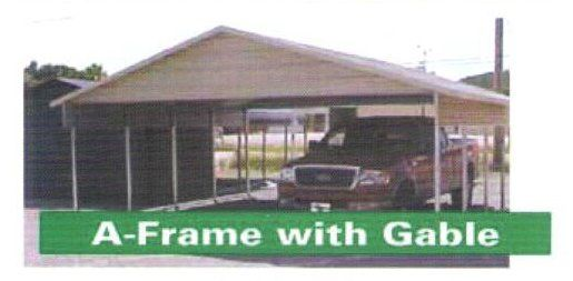 Carports in Arkansas