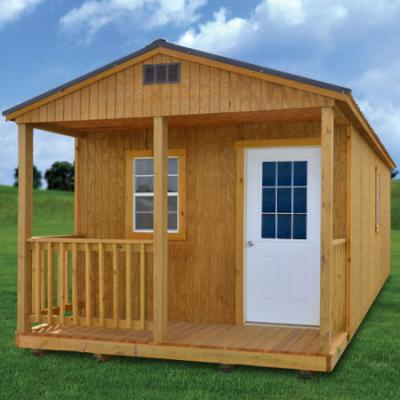 treated cabins in arkansas