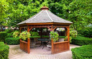Gazebos in Arkansas