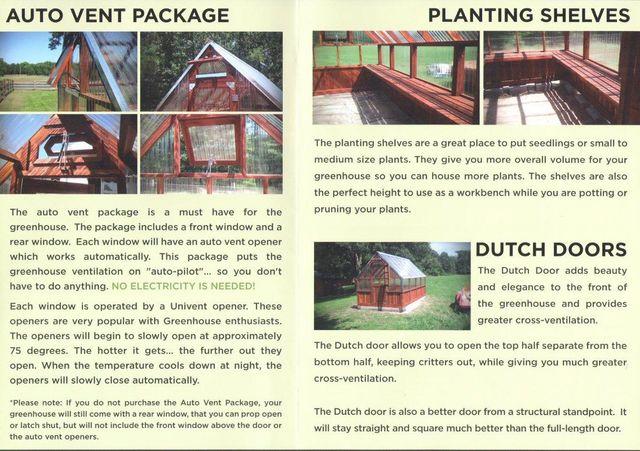 greenhouses in benton, arkansas