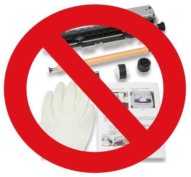 laser printer maintenance kits