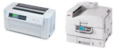 okidata printers